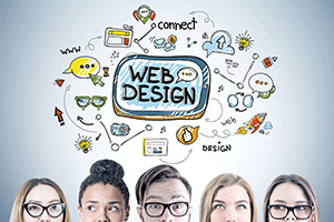 website design and management Small Business Chicago area