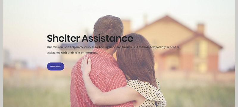 Shelter Assistance St. Charles IL