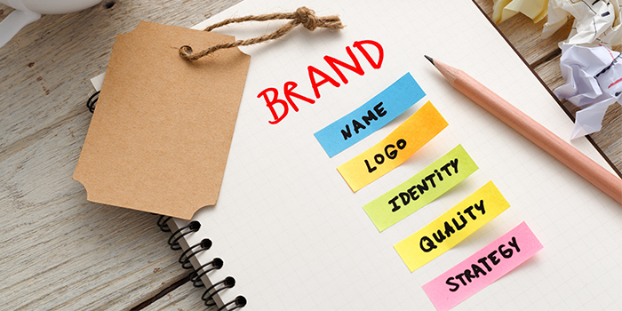Brand Identity strategy for small business