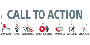 Call to action samples