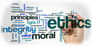 Word Puzzle Morals Ethics