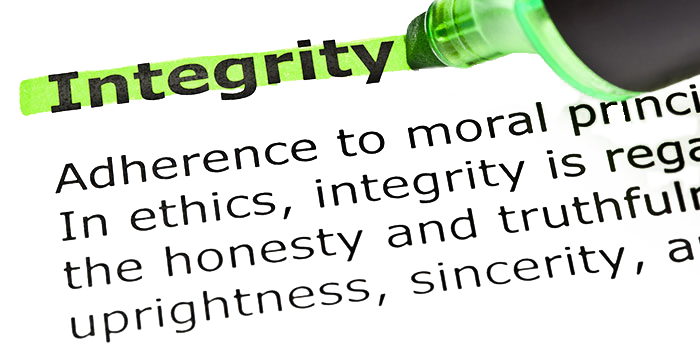 Business Ethics Integrity