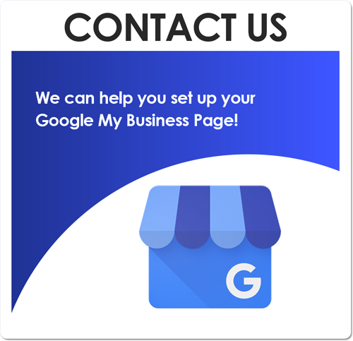 help setting up your google my business page