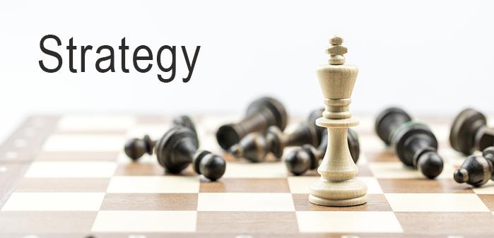 Digital Marketing Strategy Chess Game